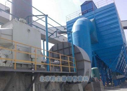 7)plc可编程控制器的运用,保证了除尘器作为电厂主要运行设备的操控